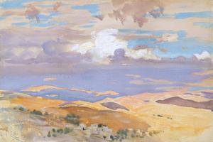 From Jerusalem, 1905-06 by John Singer Sargent