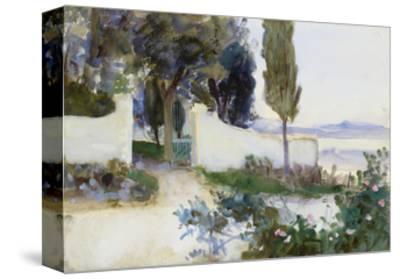Gates of a Villa in Italy