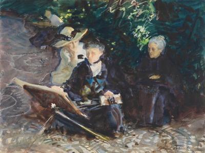 In the Generalife, 1912