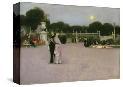 In the Luxembourg Gardens, 1879