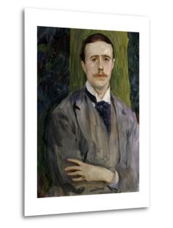 Jacques Emile Blanche, French Painter, Ca. 1900. Portrait by American John Singer Sargent