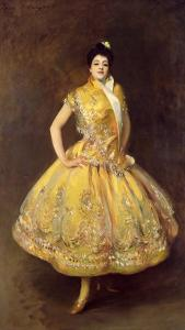La Carmencita, 1890 by John Singer Sargent