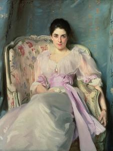 Lady Agnew of Lochnaw, C.1892-93 by John Singer Sargent