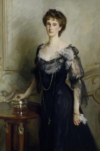 Lady Evelyn Cavendish by John Singer Sargent