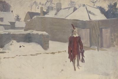 Mannikin in the Snow, c.1893-5