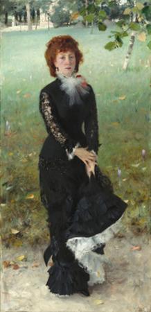 Marie Buloz Pailleron, 1879