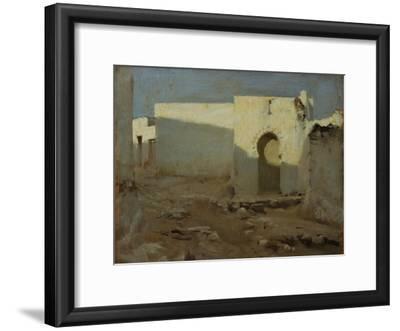 Moorish Buildings in Sunlight, 1879-80
