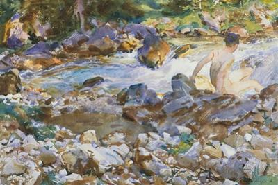 Mountain Stream, c.1912-14