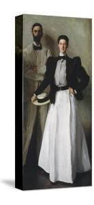 Mr. and Mrs. I. N. Phelps Stokes, 1897 by John Singer Sargent