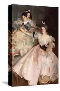 Mrs. Carl Meyer and her Children, 1896 by John Singer Sargent