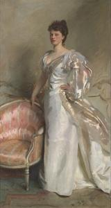 Mrs. George Swinton (Elizabeth Ebsworth), 1897 by John Singer Sargent