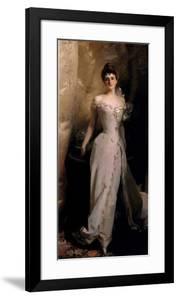 Mrs. Ralph Curtis, 1898 by John Singer Sargent