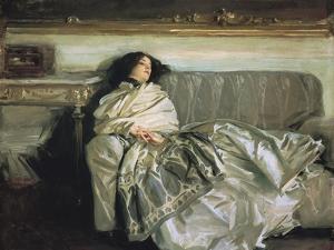 Nonchaloir (Repose) by John Singer Sargent