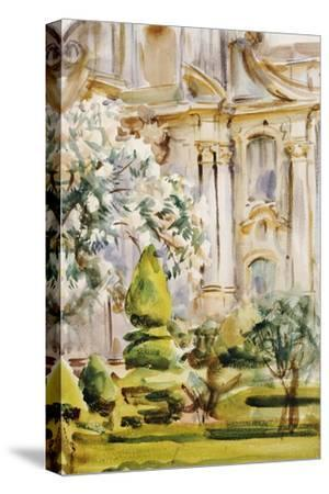 Palace and Gardens, Spain, 1912