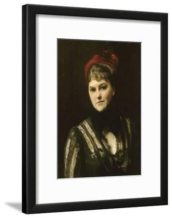 Portrait de Mrs Katharine Moore, née Robinson (1846-1917)