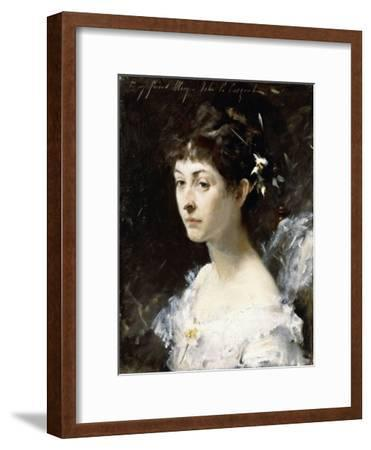 Portrait of Mary Turner Austin, C.1878