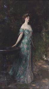 Portrait of Millicent Leveson-Gower (1867-1955), Duchess of Sutherland, 1904 by John Singer Sargent