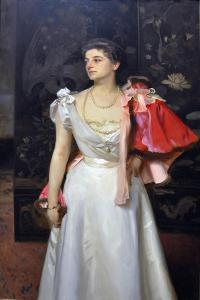 Portrait of Princess Sophie Illarionovna Demidoff (1871-195), Née Vorontsova-Dashkova, 1895-1897 by John Singer Sargent