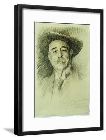 Portrait of Ramacho Ortigao, 1903