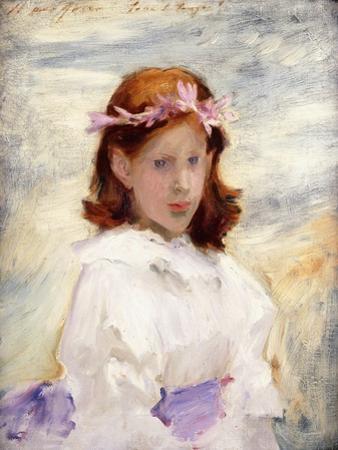 Portrait of Teresa Gosse, 1885