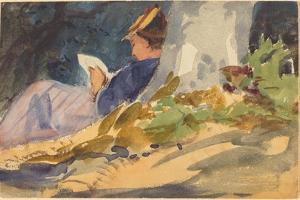 Resting, c.1880-1890 by John Singer Sargent