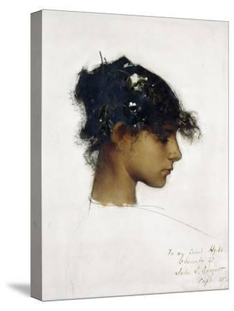Rosina Ferrara - the Capri Girl, 1878