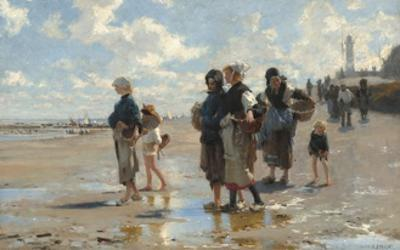 Setting Out to Fish, 1878