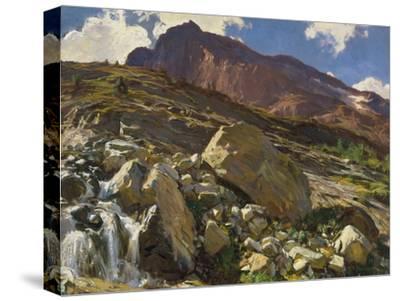 Simplon Pass, 1911