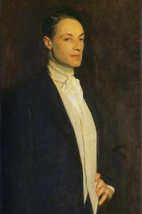 Sir Philip Sassoon by John Singer Sargent