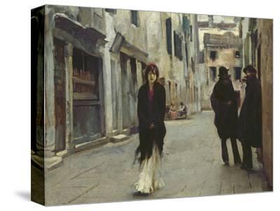 Street in Venice, 1911