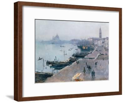 Venice in Grey Weather