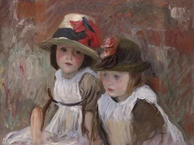 Village Children, 1890 by John Singer Sargent