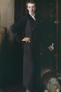 W. Graham Robertson by John Singer Sargent