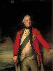 Charles, 2nd Earl and 1st Marquis Cornwallis, C.1795 by John Singleton Copley