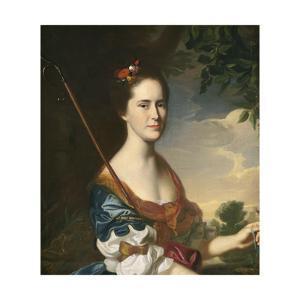 Elizabeth Gray Otis (Mrs. Samuel Alleyne Otis), c.1764 by John Singleton Copley