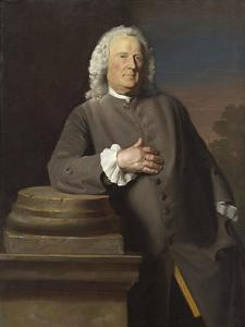 Epes Sargent, c.1760 by John Singleton Copley