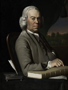 John Scollay, 1760 by John Singleton Copley
