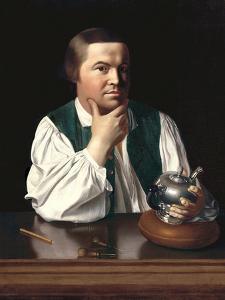 Paul Revere by John Singleton Copley