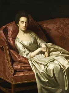 Portrait of a Lady, 1771 by John Singleton Copley