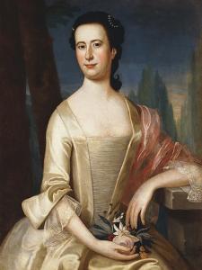 Portrait of a Woman, 1755 by John Singleton Copley