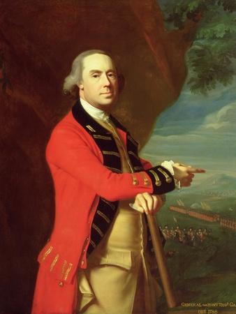 Portrait of General Thomas Gage, c.1768