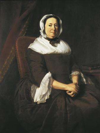 Portrait of Mrs. Samuel Hill
