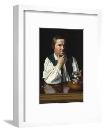 Portrait of Paul Revere
