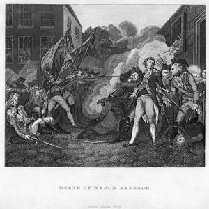 The Death of Major Pearson, C1782-C1784 by John Singleton Copley