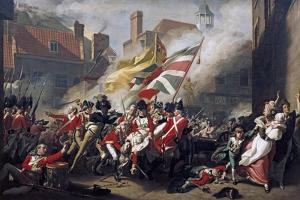 The Death of Major Peirson, 6 January 1781 by John Singleton Copley