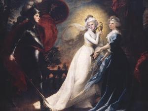 The Red Cross Knight by John Singleton Copley