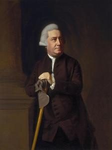 Thomas Amory II, c.1770-72 by John Singleton Copley