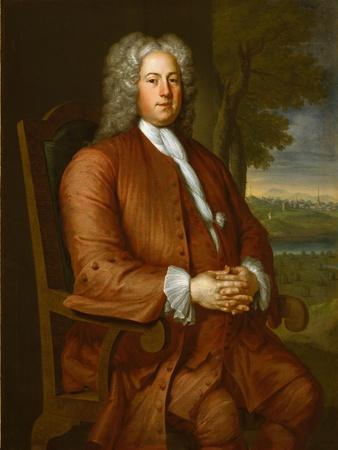 Francis Brinley, 1729