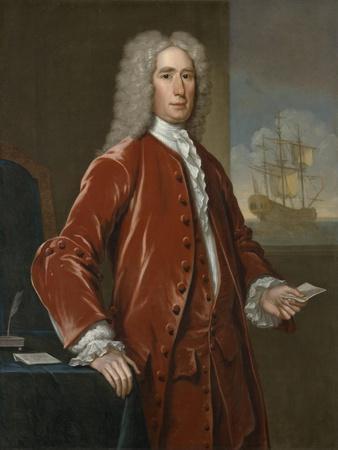 Richard Bill, 1733