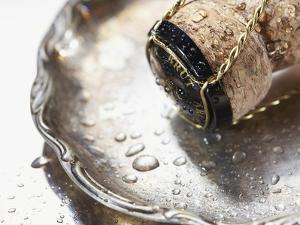Champagne cork by John Smith